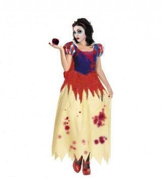 Disfraz Bloody Nieves para mujer