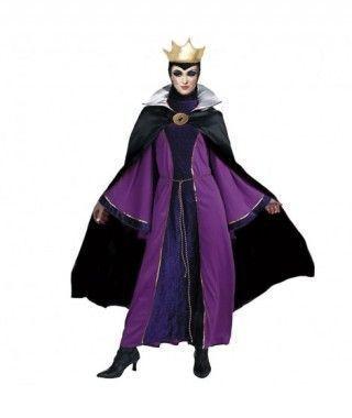 Disfraz de Reina Madrastra para mujer