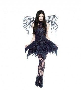 Disfraz Hada Maligna mujer adulto para Halloween