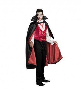 Disfraz de Vampiro Clásico para hombre