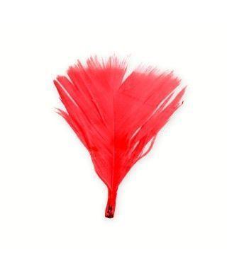 Plumón cortado Rojo