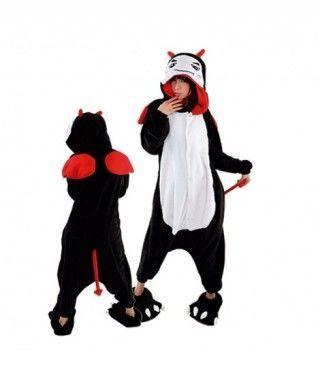 Disfraz Demonio Infantil Pijama Kigurumi