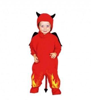 Disfraz Demonio en Llamas infantil