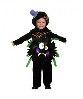 Disfraz Araña Majareta infantil