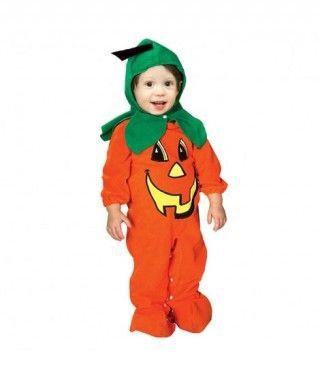Disfraz Calabaza Pijama infantil