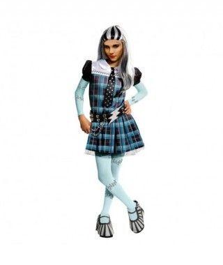 Disfraz de Colegiala Frankie para niña