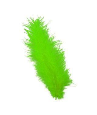 Plumón Avestruz Verde