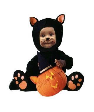 Disfraz Gato Negro infantil