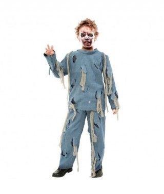 Disfraz Zombie para niño