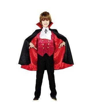Disfraz Conde Drácula para niño