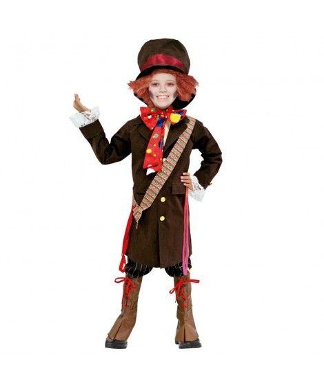 Disfraz Sombrerero para niño