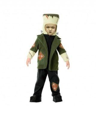Disfraz Monstruo Frankenstein para niño