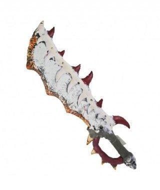 Espada de Dientes Goma