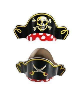 Gorro Pirata Papel