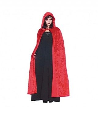 Capa Roja Terciopelo 140 cm