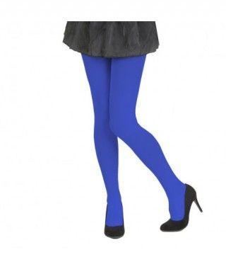 Pantys Azules Oscuros Adulto
