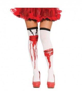 Medias con Heridas Halloween