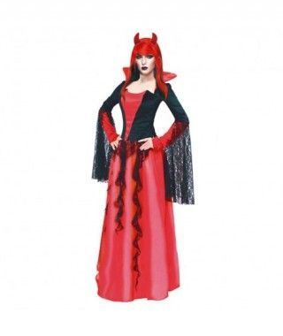 Disfraz Diablesa Noble para mujer