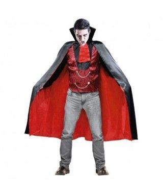 Disfraz Vampiro Rojo para hombre