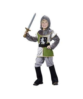 Disfraz Caballero Medieval León niño infantil para Carnaval