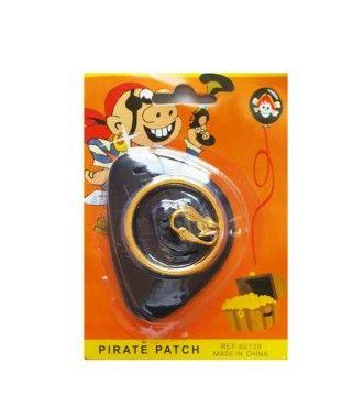 Parche y Pendiente Pirata