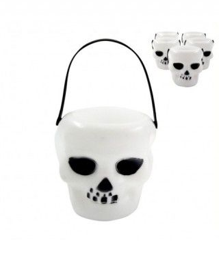 Pack Mini Calaveras (6 uds)