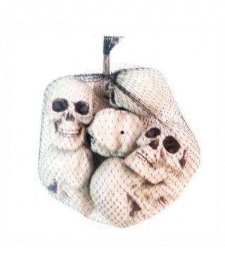 Bolsa mini cráneos