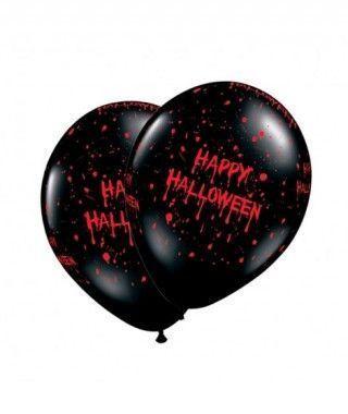 Globos Happy Halloween (10...