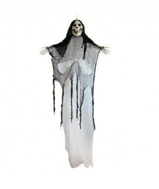 Colgante Calavera Blanca 150 cm