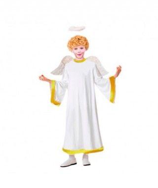 Disfraz Ángel Niño Infantil para Navidad