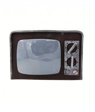Televisor Roto Con Luz