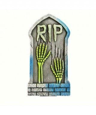 Lápida RIP Manos