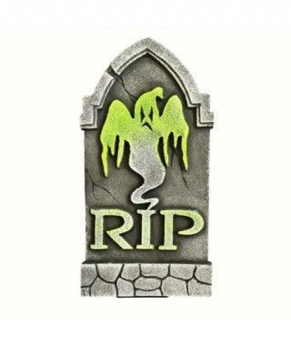 Lápida RIP Fantasma