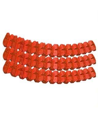 Guirnalda básica Roja