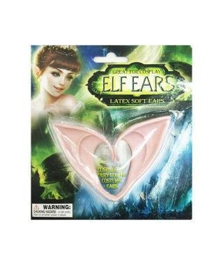 Orejas de Elfo Látex