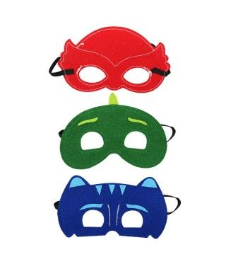 Antifaz Mask Fieltro