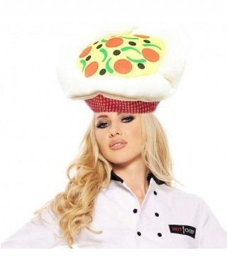 Gorro Pizza Salami