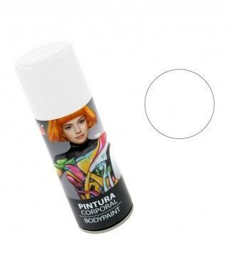 Body Paint Spray Blanco...