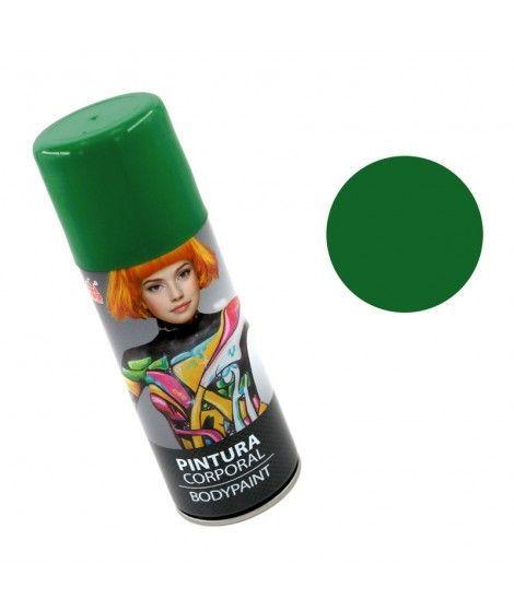 Body Paint Spray Verde (200 ml)