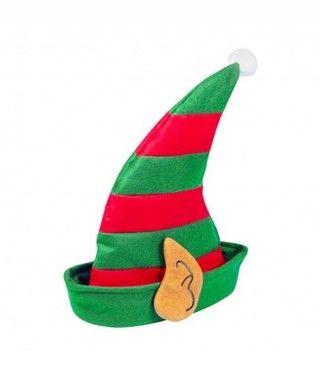Gorro Elfo Duende con Orejas