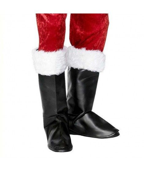 Cubrebotas Papá Noel (+ tallas)