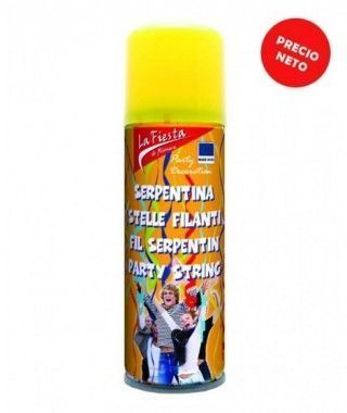 Spray Serpentina Amarilla (83 ml)