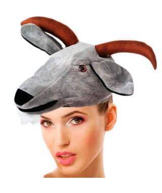 Gorro Animal Cabra Foam
