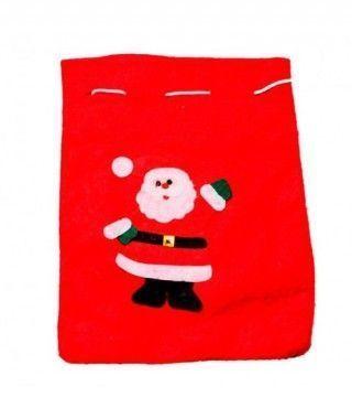 Saco de Navidad Decoración 30x40 cm
