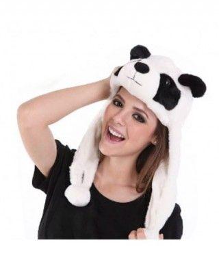 Gorro Oso Panda de Peluche