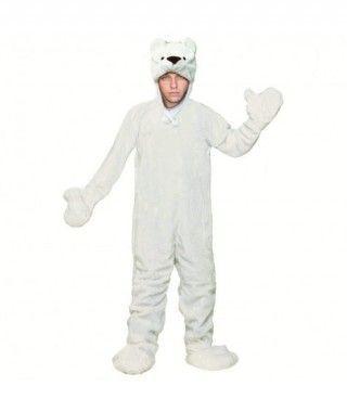 Disfraz Oso Polar para Adulto