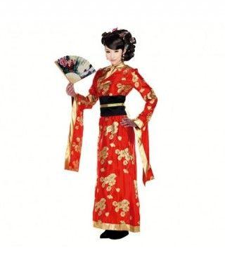 Disfraz China para mujer