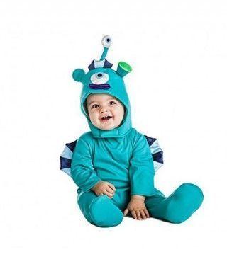 Disfraz Alien Neptunian para Bebé