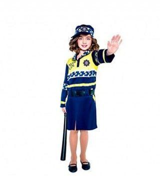 Disfraz Policía Local para niña