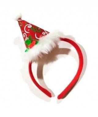 Diadema Gorro Navidad Papá Noel